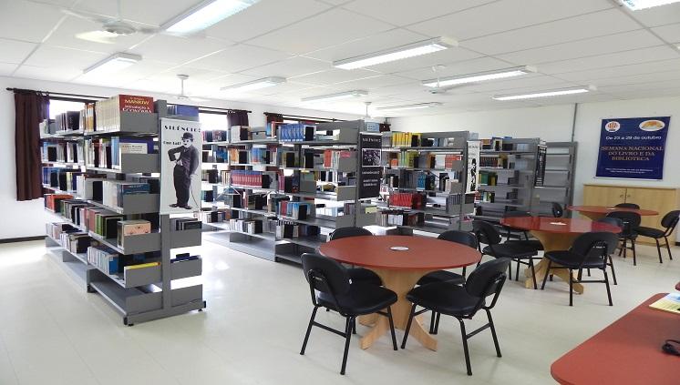 Biblioteca Campus de Santa Vitória do Palmar