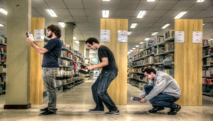 Biblioteca Central Prof. Hugo Dantas da Silveira